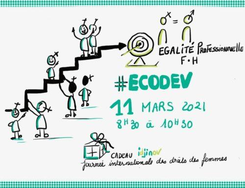 Une séance de Ecodev© spéciale femmes en responsabilité le 11 mars